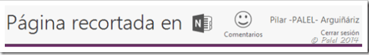 OneNote Clipper