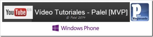 Canal de vídeo tutoriales - Palel