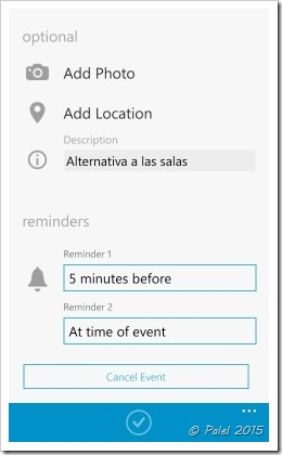 Salas y GroupME en Windows Phone - palel.es