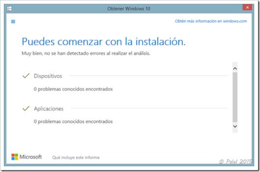 Actualización automática a Windows 10