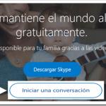 Utilizar Skype sin registros ni instalaciones (Modo invitado)