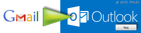 Conectar Gmail con Outlook.com