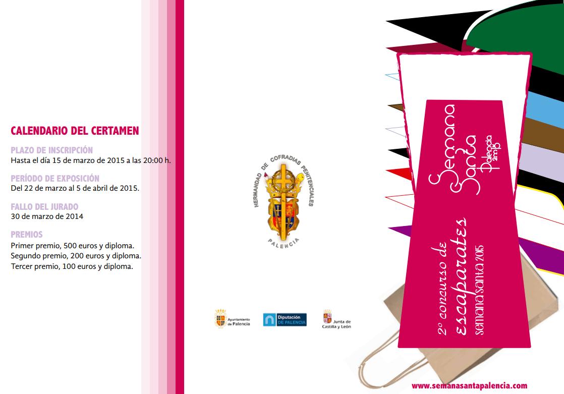 Concurso Escaparates Semana Santa 2015