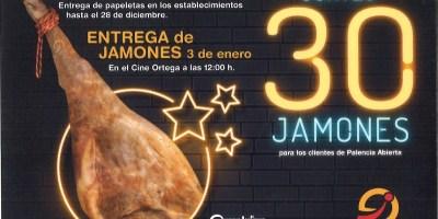 Campaña «Jamones Navidad 2019»