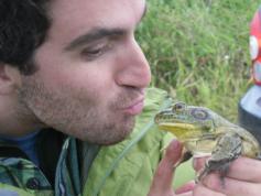 We love all amphibians