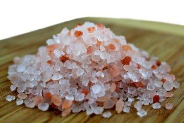 123Salz - Himalaya*Kristallsalz grob 2-5 mm - Vorratspackung 1000 g, für Salzmühlen, geprüfte Qualität - 4