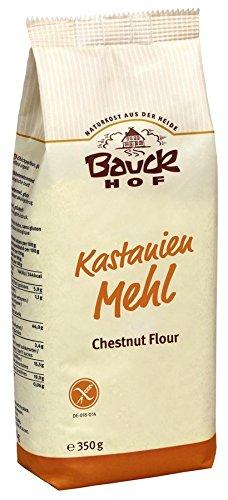Bauckhof Bio Bauck Bio Kastanienmehl glutenfrei (12 x 350 gr) - 1