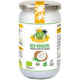 Bio-Kokosöl NATIV 1000ml, 1. Kaltpressung, vegan, Fair Trade - 1