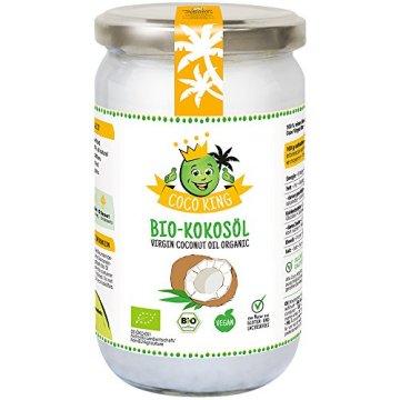 Bio-Kokosöl NATIV 1000ml, 1. Kaltpressung, vegan, Fair Trade - 1