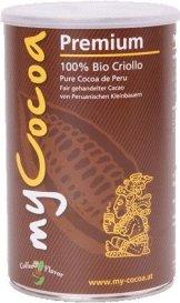 Bio MyCocoa 100% Premium Criollo aus Peru - 250g Dose - 1