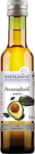 Bio Planète Avocadoöl, nativ (250 ml) - Bio - 1