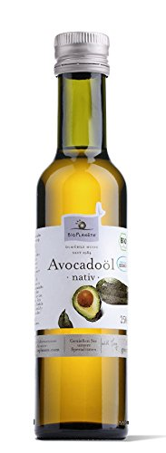 Bio Planète Avocadoöl nativ aus kbA, 2er Pack (2 x 250 g) - 1