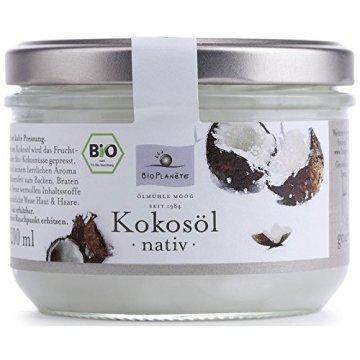 Bio Planète Kokosöl nativ, 200 ml -
