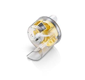 Bosch MUM54251 Küchenmaschine Styline MUM5 (900 Watt, Edelstahl-Rührschüssel inklusiv integriertem Zubehör) - 6