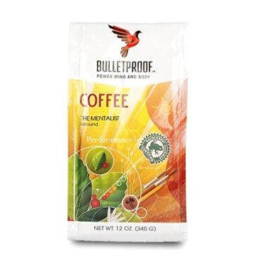 Bulletproof 'The Mentalist' Dunkel Gerösteter Gemahlener Kaffee 340g - 1