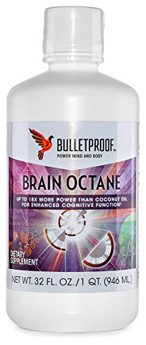 Bulletproof Upgraded Brain Octane Oil (C-8 MCT Öl, 940 ml) - 1