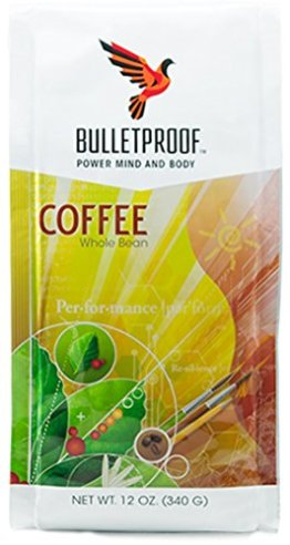Bulletproof Upgraded Coffee (Kaffee in ganzen Bohnen, 340 g) - 1