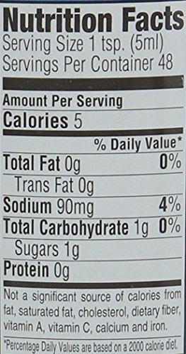 Coconut Geheimnis Raw Coconut Aminos, Soja-Free Gewürz Sauce, 8 Flüssigunzen (237 ml) 1.7 x 1.9 x 7.9 inches - 2