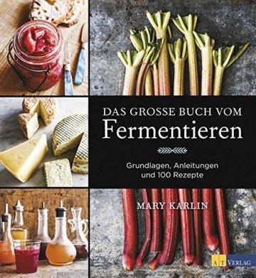 Das grosse Buch vom Fermentieren: Grundlagen, Anleitungen und 100 Rezepte -