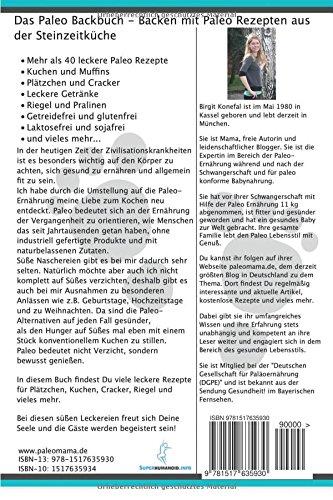 Das Paleo Backbuch - Backen mit Paleo Rezepten aus der Steinzeitküche: Mehr als 40 Paleo Rezepte ohne Getreide, glutenfrei, laktosefrei und sojafrei für leckere Süßspeisen - 2