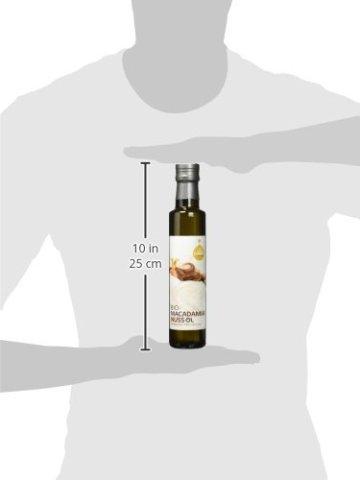 Fandler Bio-Macadamianussöl, 1er Pack (1 x 250 ml) - 4