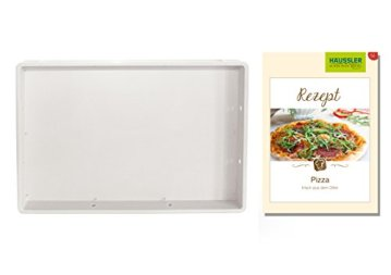 Gärbox, 58 x 39 x 5 cm, aus hochwertigem Kunststoff, inkl. Rezept für Pizza! - 1