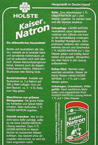Kaiser Natron, 250 g - 3