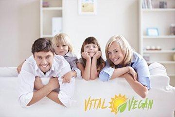 Konjakmehl zur Gewichtsreduktion Gluten frei - Vegan - Laktose frei - sättigend Appetitzügler (250) - 4
