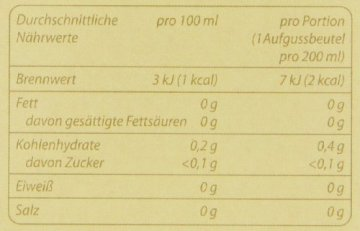 Milford Ingwer pur 28 x 2.00 g, 6er Pack (6 x 56 g) - 2