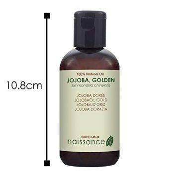 Naissance Jojobaöl Gold 100ml 100% rein - 2