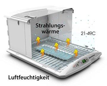 Neue Version: Brod & Taylor Faltbarer Gärautomat und Schongarer zum Joghurt herstellen, Fermentieren, Schokolade Schmelzen - 8