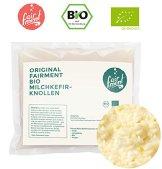 Original Milchkefir Knollen Starterkulturen für unendlich viel Kefirferment mit Anleitung und Erfolgsgarantie von Fairment ® … ( 330 ml (6 g Knollen)) - 1