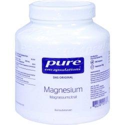 PURE ENCAPSULATIONS Magnesium Magn.Citrat Kapseln 180 St Kapseln - 1