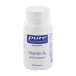 Pure Encapsulations Vitamin B12 Methylcobalamin 90 stk - 1