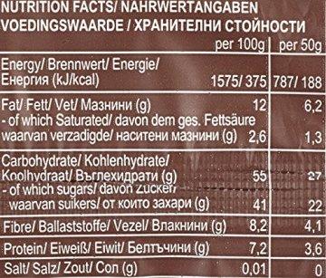 Roobar cacao und cashew, 16er Pack (16 x 50 g) - 3