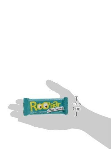 Roobar chia und coconut, 10er Pack (10 x 30 g) - 5
