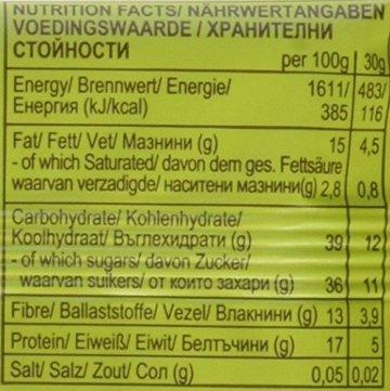 Roobar hemp protein und chia, 10er Pack (10 x 30 g) - 3