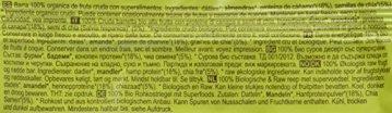 Roobar hemp protein und chia, 10er Pack (10 x 30 g) - 4