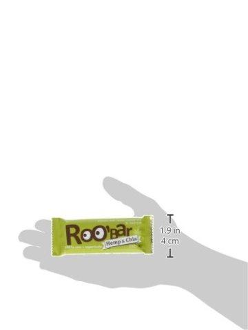 Roobar hemp protein und chia, 10er Pack (10 x 30 g) - 7