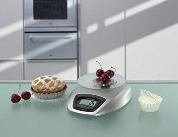 Soehnle 65840 Digitale Küchenwaage Siena silber - 2