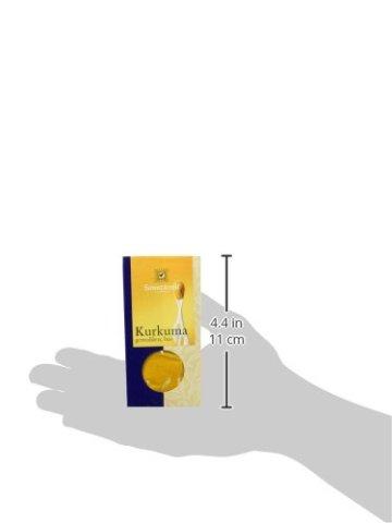Sonnentor Kurkuma gemahlen, 1er Pack (1 x 40 g) - Bio - 4