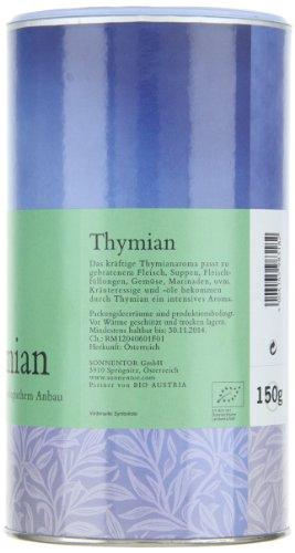 Sonnentor Thymian Gastrodose, 1er Pack (1 x 150 g) - Bio - 2