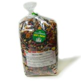Topfruits Beeren-Mix, natur, Vitalbeerenmischung ohne Farb- oder Konservierungsstoffe, 1kg - 1