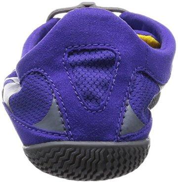 Vibram Five Fingers - KSO EVO (Damen) - Zehenschuhe - Purple/Grey Größe: 40 - 2