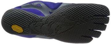 Vibram Five Fingers - KSO EVO (Damen) - Zehenschuhe - Purple/Grey Größe: 40 - 3