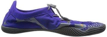 Vibram Five Fingers - KSO EVO (Damen) - Zehenschuhe - Purple/Grey Größe: 40 - 8
