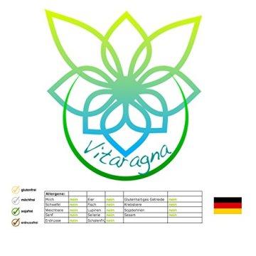 VITARAGNA OPC Traubenkernextrakt 70, hochdosiertes Qualitätsprodukt (Pulver) aus den Kernen von weißen Trauben mit 95% OPC, vegan - 6