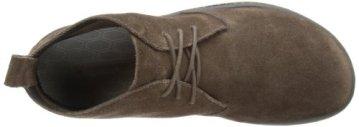 VIVOBAREFOOT - Gobi Suede (Herren) - Barfußschuhe - Dark Brown Größe: 48 - 7