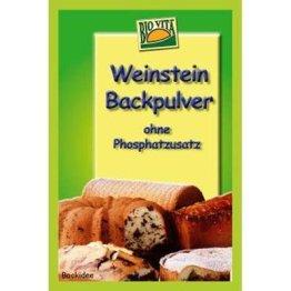 Weinsteinbackpulver Sparpack - 1