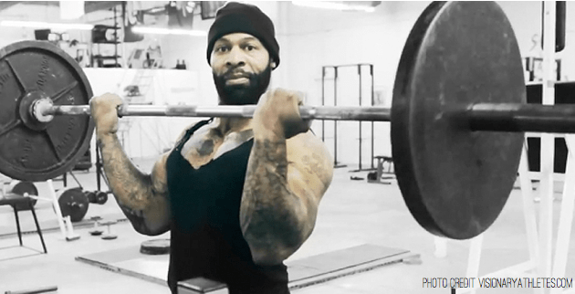 CT Fletcher Overtraining Paleo Movement Magazine